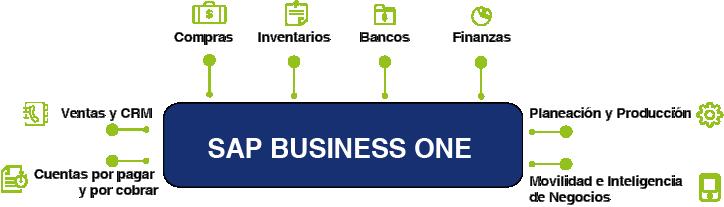 SAP_BUSINESS_ONE_ERP_MODULOS