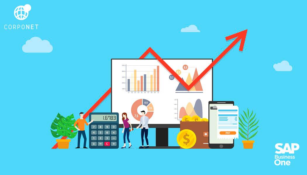 6 maneras de cómo un sistema ERP facilita analizar los estados financieros