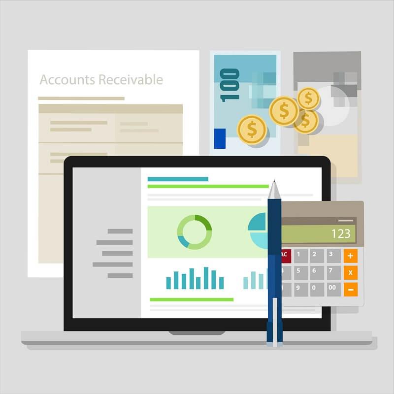 Así es como funciona el proceso de Cuentas por Cobrar en un sistema ERP