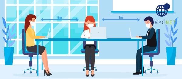 Nueva normalidad: Guía práctica para el regreso a la oficina