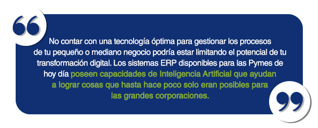 Inteligencia Artificial con el ERP del futuro_quote