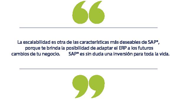 Principales características y beneficios de SAP Business One®_quotedest