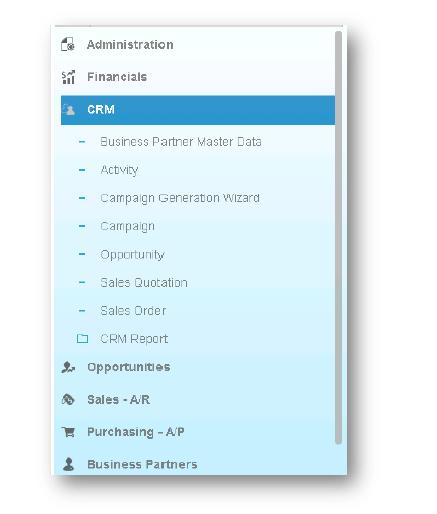 Principales características y novedades de SAP Business One 9.3 crm