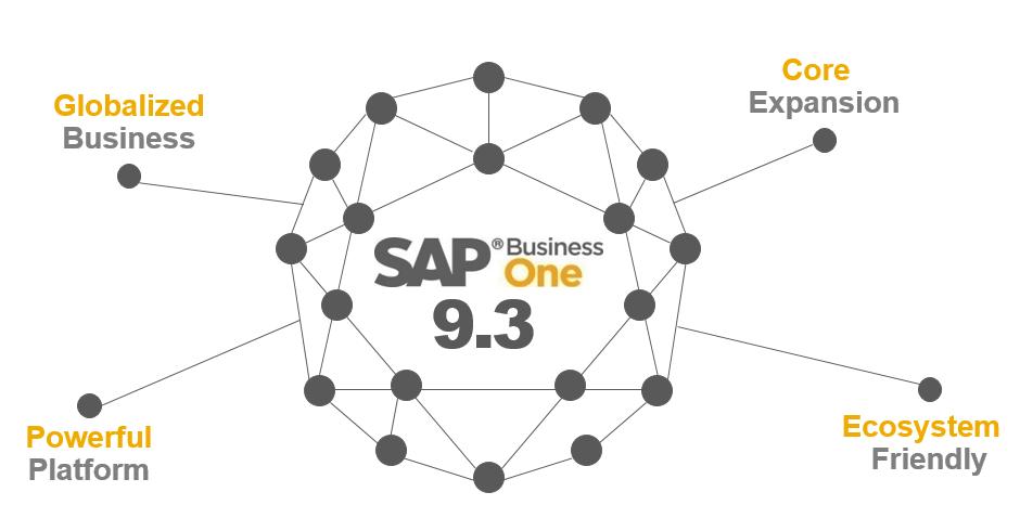 Principales características y novedades de SAP Business One 9.3