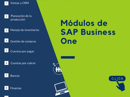SAP Business One El ERP para PyMEs en Monterrey y México_ctainfografia