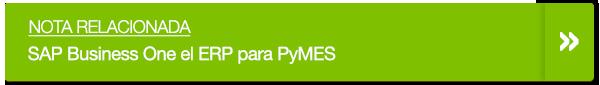 SAP Bussines One el ERP para PyMES